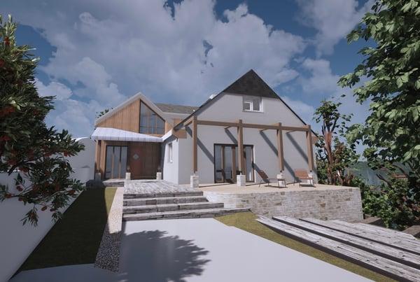 Marraum Architects_Renovation_Helford_External