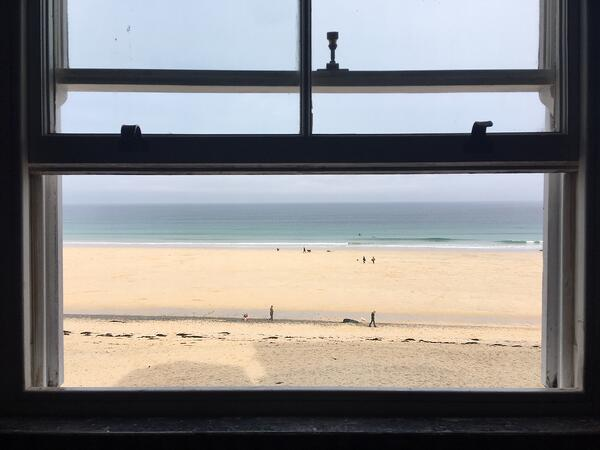 Marraum Architects Cornwall - St Ives Window