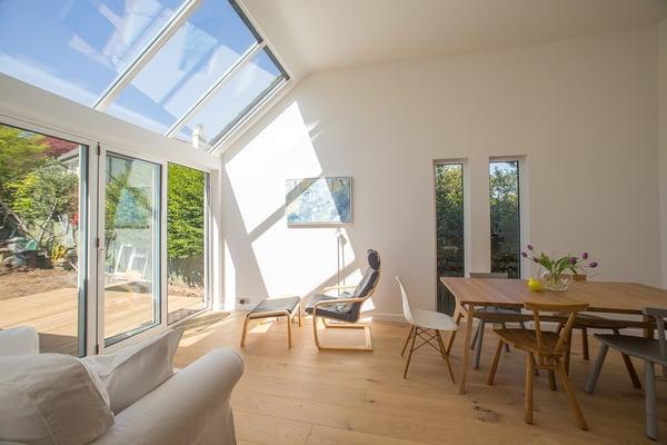 Märraum Architects_Falmouth_Loft extension_dining