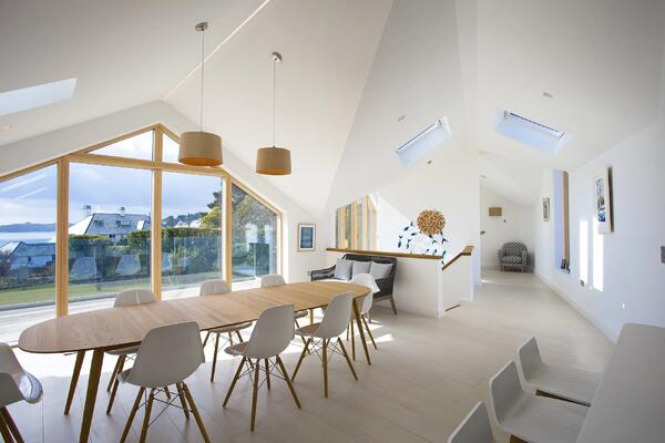 Märraum Architects_St Mawes_new build_dining