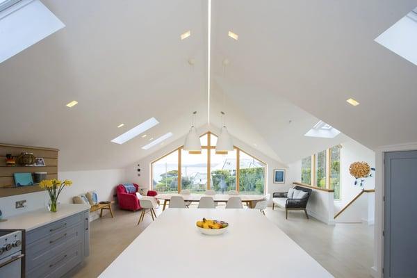 Märraum Architects_St Mawes_new build_kitchen views