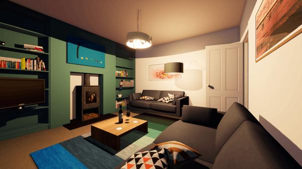 Märraum Architects_Falmouth_renovation_lounge visual