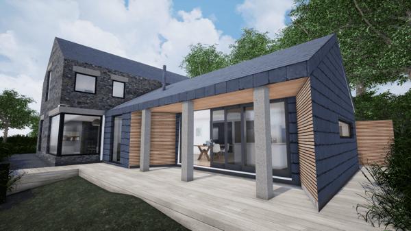 Märraum Architects_Constantine_New build_external