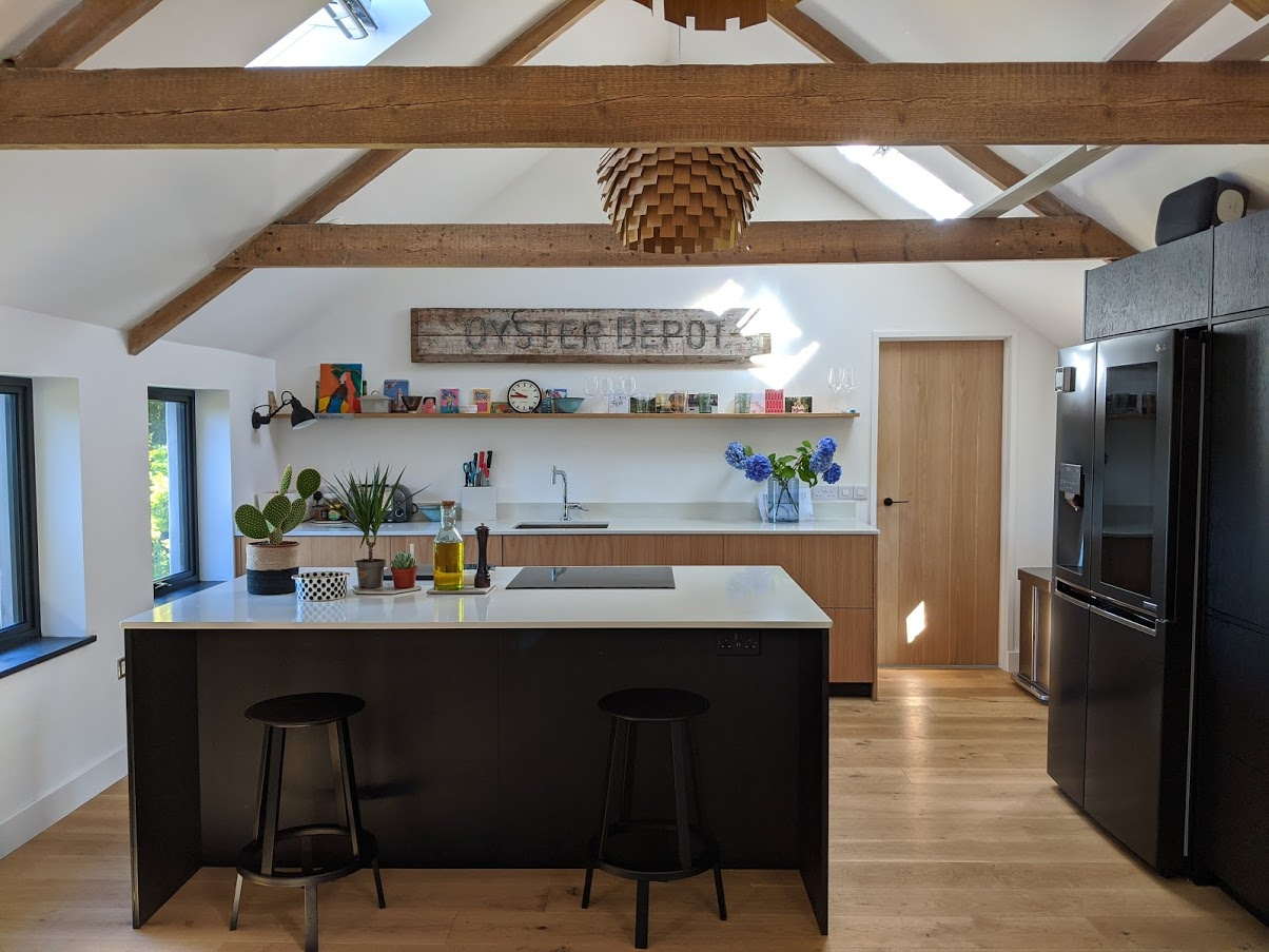 Marraum Architects_Cornwall_Full house Renovation_Constantine_Kitchen