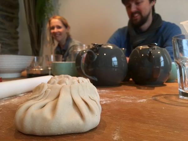Marraum dumplings